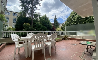 Nantes centre ville, appartement avec terrasse …